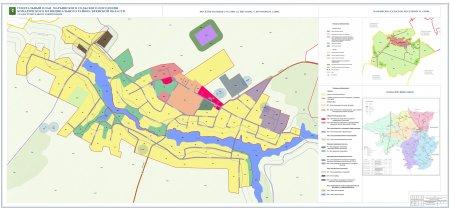 Правила землепользования и застройки муниципальных образований Комаричского муниципального района с последними изменениями